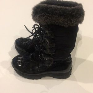 Girls Khumbu snow boots